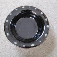 jake spotted dish pottery