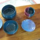 jake pottery bowls