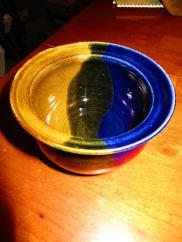 jake - blue and brown bowl 2