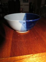 jake - bowl with 3 blues