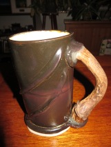 jake - deer handle mug dec 9 2013 002