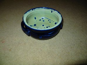 jake pottery inside lidded dish