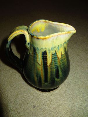 jake pottery jug