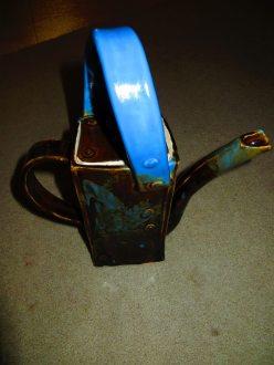 jkae pottery creative teapot