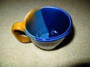 jake pottery soup mug