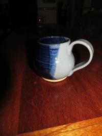 jake - mug with 3 blues