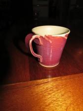 jake - pink mug